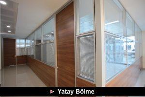 yatay-bolme