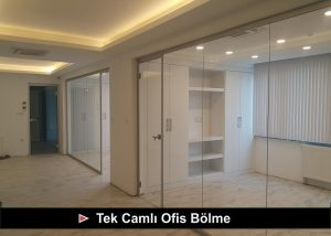 tek-camli-ofis-bolme